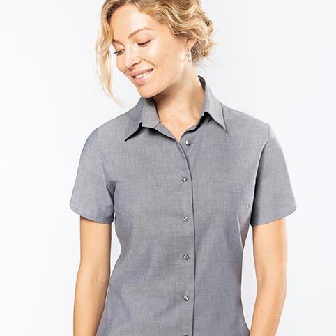 Camisas Manga Curta Senhora